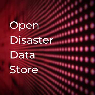 Open Disaster Data Store